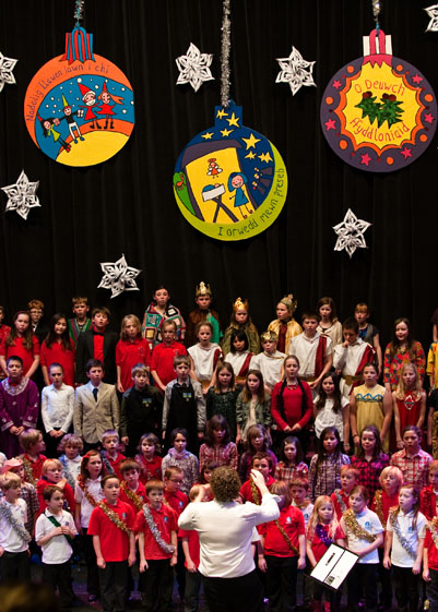 Ysgol Gymraeg 2011 - 16