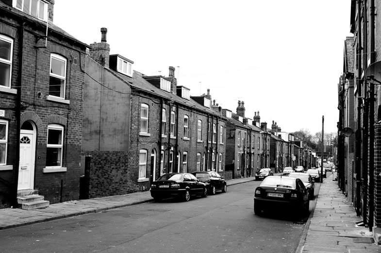 Leeds Side Streets - 5