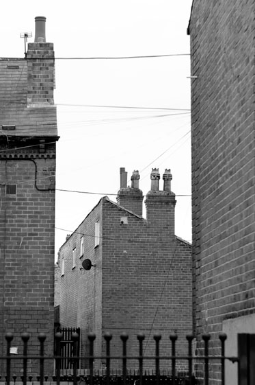 Leeds Side Streets - 4