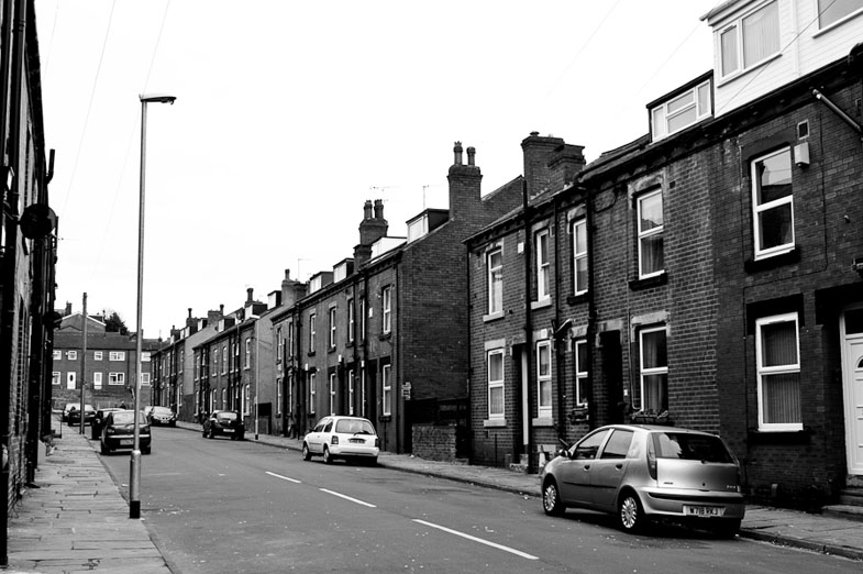 Leeds Side Streets - 3